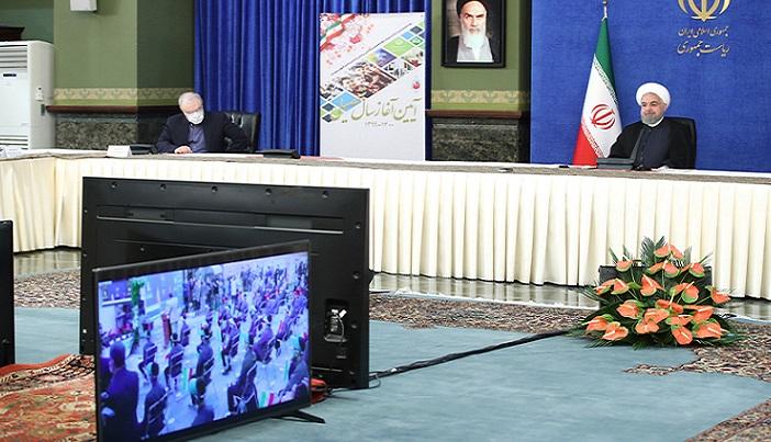 مخالفت نظام پزشکی ایران از بازگشایی «حضوری» مدارس / روحانی با حضور ویدئویی سال جدید را شروع کرد
