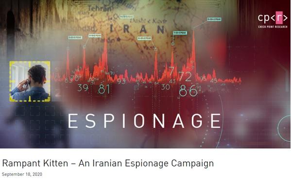 گزارش روزنامه نیویورک تایمز در خصوص حملات سایبری گسترده رژیم جمهوری اسلامی به گروه های مخالف و تشکیلات مقاومت ملی آزربایجان (دیرنیش)