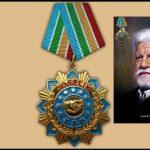 دولت ازبکستان به حسین محمدزاده صدیق «نشان دوستی» اعطا کرد