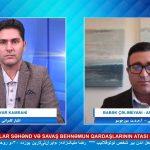 بابک چلبی: در برابر حمایت ایران از اشغالگران قاراباغ ساکت نخواهیم ماند