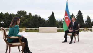 الهام علی اوف: ارمنی ها شهروندان ما هستند