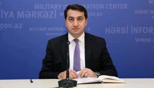 معاون رئیس جمهور آزربایجان: ارمنستان دولتی تروریستی است / به مناطق مسکونی بمب های خوشه...