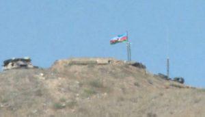 بخش هایی از اراضی آزربایجان از اشغال ارمنستان آزاد شد