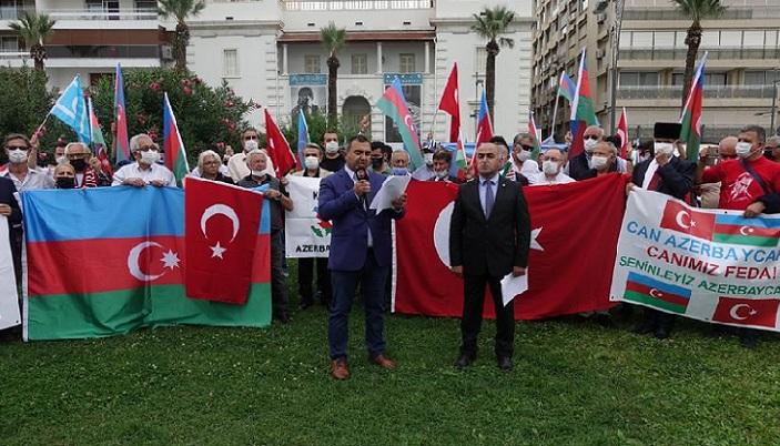 کنگره آزربایجانیهای جهان خواستار بستن گذرگاه مرزی ایران با ارمنستان شد