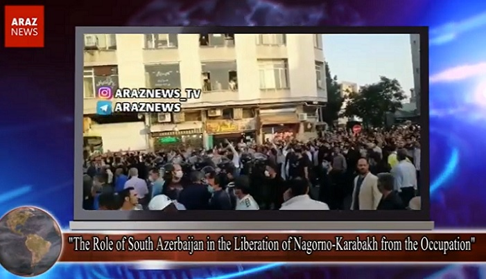 The Role of South Azerbaijan in the Liberation of Nagorno-Karabakh from the Occupation