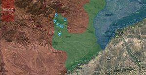 ارتش آزربایجان شهر کوچک هادروت و چندین روستا را از اشغال آزاد کرد