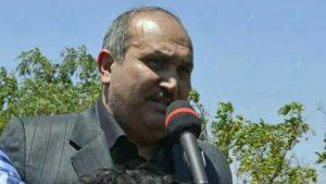 اعتراض عباس لسانی به ممنوعیت ملاقات و تماس تلفنی
