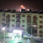 حمله مجدد به مواضع سپاه تروریستی قدس در سوریه توسط اسرائیل