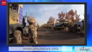 هدف ایران از ارسال نیروهای نظامی و ادوات جنگی به مرزهای جمهوری آزربایجان چیست؟