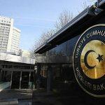 واکنش ترکیه به تصمیم سنای فرانسه در مورد قاراباغ