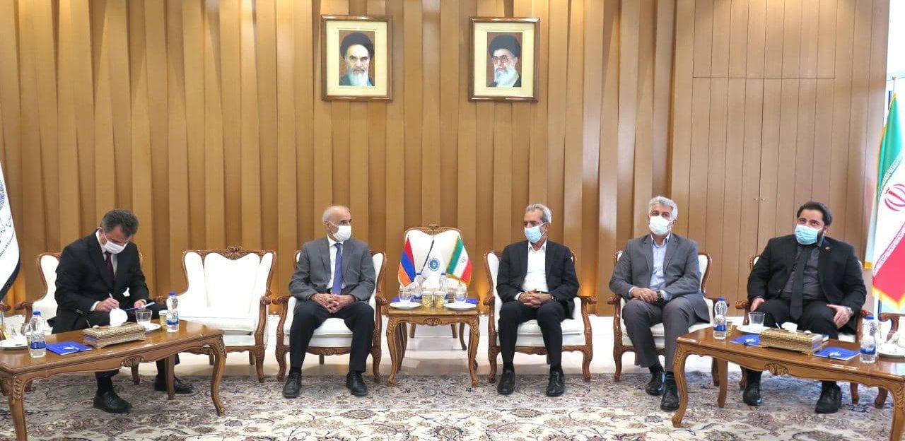 تکاپوی سفیر ارمنستان در ایران و حمایتها و دلداری ایران