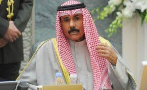 امیر کویت اقدامات اخیر برای حل بحران خلیج را مثبت ارزیابی کرد
