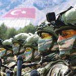 وزارت دفاع ترکیه: طی یک ماه ۶۸ تروریست از پای درآمدهاند