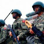 چهار تروریست پ.ک.ک/ی.پ.گ در شمال سوریه از پای درآمدند