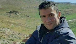 یوسف کاری زندانی و فعال تورک از دیروز دست به اعتصاب غذا زده است!