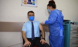 تعداد افرادی که در ترکیه واکسن کرونا زدند از مرز ۵۰۰ هزار نفر گذشت