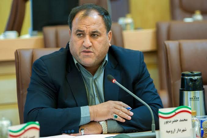 محمد حضرتپور شهردار اورمیه بازداشت شد