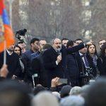 تداوم بحران در ارمنستان و تقابل دولت و ارتش در این کشور