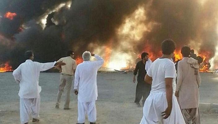 گزارش کمیساریای عالی حقوق بشر سازمان ملل درباره کشته شدن سوختبرها و قطع اینترنت در سیستان و بلوچستان