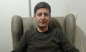 سجاد شهیری جهت اجرای حکم حبس راهی زندان سولدوز شد