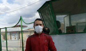 ضرب و شتم یوسف کاری در زندان اردبیل