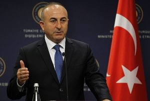 وزیر خارجه ترکیه: ایجاد مناطق امن و مناطق پرواز ممنوع در شمال سوریه