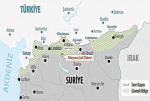 توافق رسمی آمریکا و ترکیه برای برپایی منطقه امن در شمال سوریه