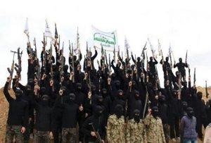 احرار الشام سوریه از طرح ترکیه و آمریکا برای ایجاد منطقه حائل در شمال سوریه...