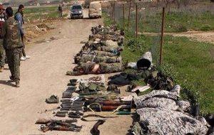هلاکت ۲۳ تروریست عضو پکک در درگیری با نیروهای امنیتی ترکیه