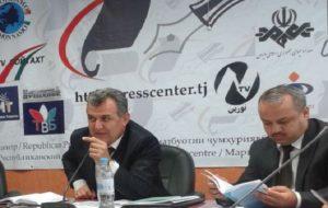 وزیر معارف و علوم تاجیکستان: دانشجویان تاجیک در ایران جذب گروههای افراطی می شوند
