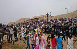 گزارش تصویری از جشنواره موسیقی تورکی قشقایی در خوزستان