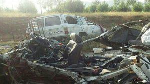 ۴ کشته در تصادف رانندگی در آزربایجان غربی