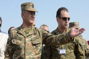 انتصاب وزیر دفاع جدید ارمنستان بعد از شکست در جنگ ماه آوریل