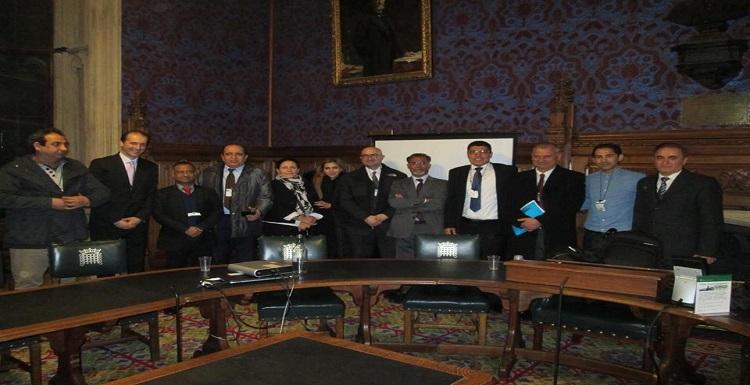 نشست «سركوب اقلیت های ملی و مذهبی ایران» در پارلمان بریتانيا