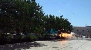 حملات مسلحانه به مجلس شورای اسلامی و مرقد آیت الله خمینی