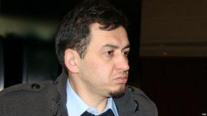 مصاحبه مجید جوادی (آراز) با بخش ترکی آزربایجانی صدای آمریکا