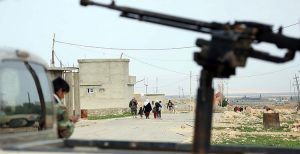 همکاری گروه تروریستی پ.ک.ک با شبهنظامیان مورد حمایت ایران در شنگال