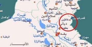 حملە شبه نظامیان وابسته به ایران بالباس داعش بە روستای عراق