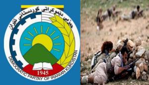 درگیری با تروریستهای دموکرات در غرب آزربایجان