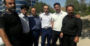 آزادی موقت فعال ملی آزربایجان حبیب ساسانیان به قید وثیقه