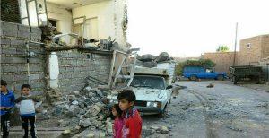زلزله ۴.۹ ریشتری در شربیان آزربایجان شرقی – تصاویر