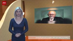 حمید نطقی و هویت و زبان ترکی آزربایجان