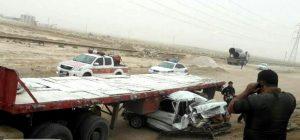 کشته شدن ماهانه ۳۰ تا ۴۰ نفر در جادههای استان آزربایجان غربی