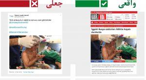 تلاش تورک های آزربایجان جنوبی برای بیان حقایق عملیات «چشمه صلح»
