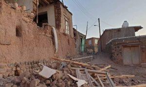 ۶۳۴ مصدوم و ۶ کشته در زلزله آزربایجان