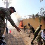 نیروهای وابسته به رژیم ایران به سفارت آمریکا در عراق حمله کردند