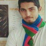 اعتصاب خشک دو روزه شاهین برزگر زندانی سیاسی آزربایجانی