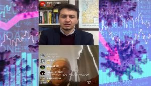 کرونا ویروسون دنیا و ایران اکونومیسینده اولان ائتکیسی