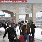گذرگاه مرزی بازرگان-گوربولاغ بین ایران و ترکیه باز شد