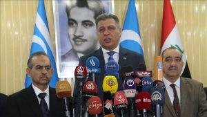 گروه تروریستی پ.ک.ک جبهه ترکمنهای عراق را تهدید کرد